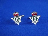 5th INNISKILLING DRAGOON GUARDS CUFF LINKS